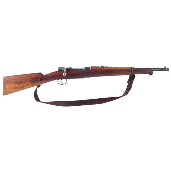 Boer War Mauser