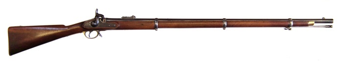 James Aston P53 percussion rifle