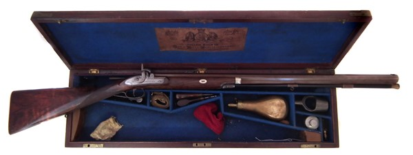 Bourne percussion rifle
