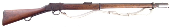 Enfield Martini Henry Rifle