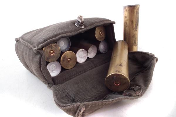 4 bore cartridges.