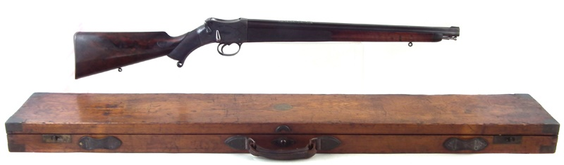 Alex Henry Carbine in case