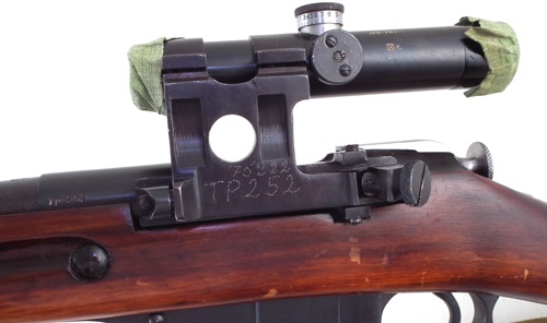 Mosin Nagant Sniper Rifle PU Scope
