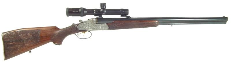 Krieghoff Drilling Combination Gun