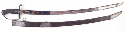 1788 pattern sabre by Bland sold £1,200