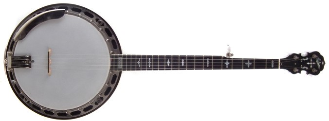 Gibson RB250 banjo included in our specialist music auction