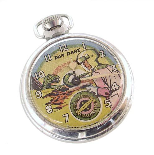 Dan Dare pocket watch