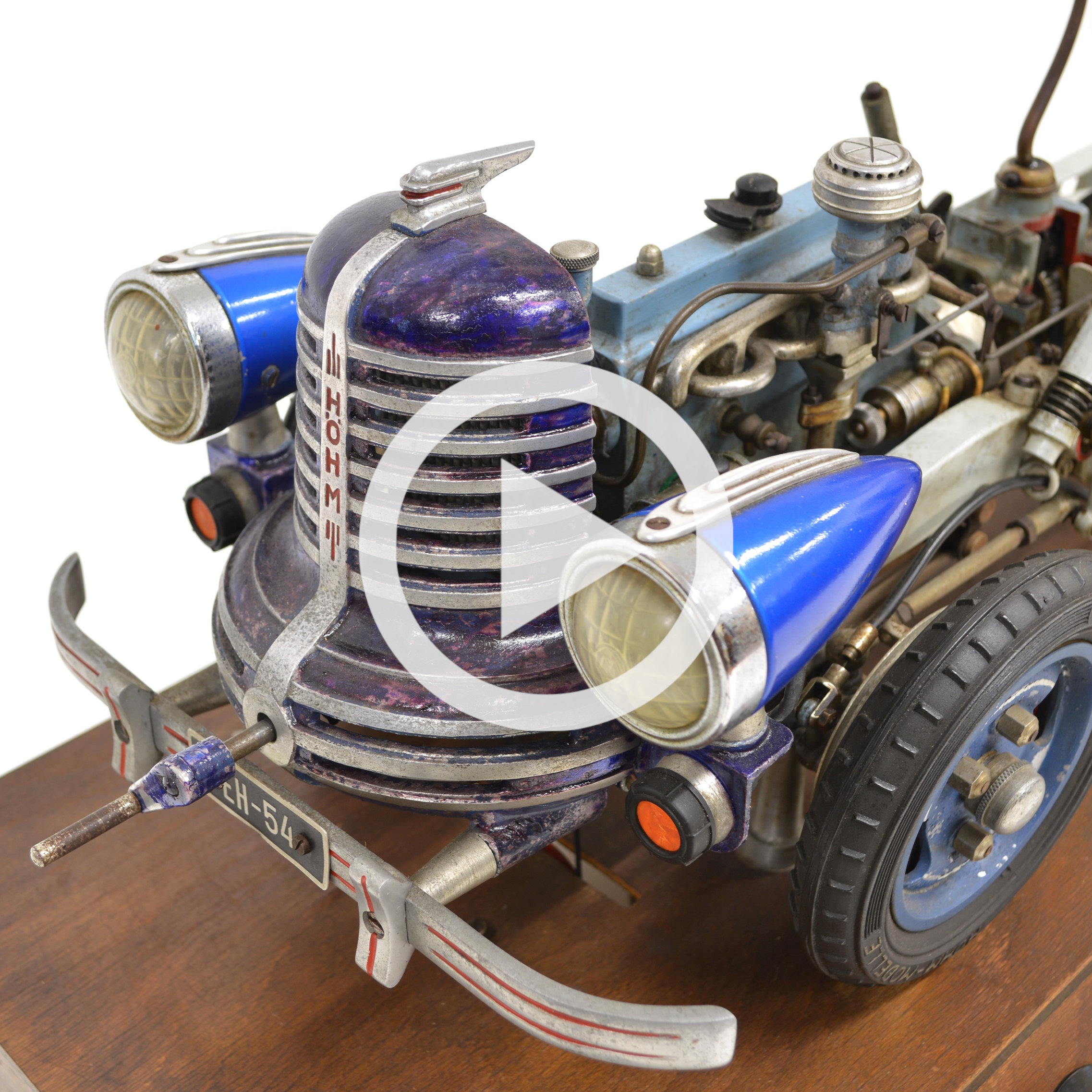 Hohm Automobile Model