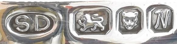 Stuart Devlin Sponsor's mark
