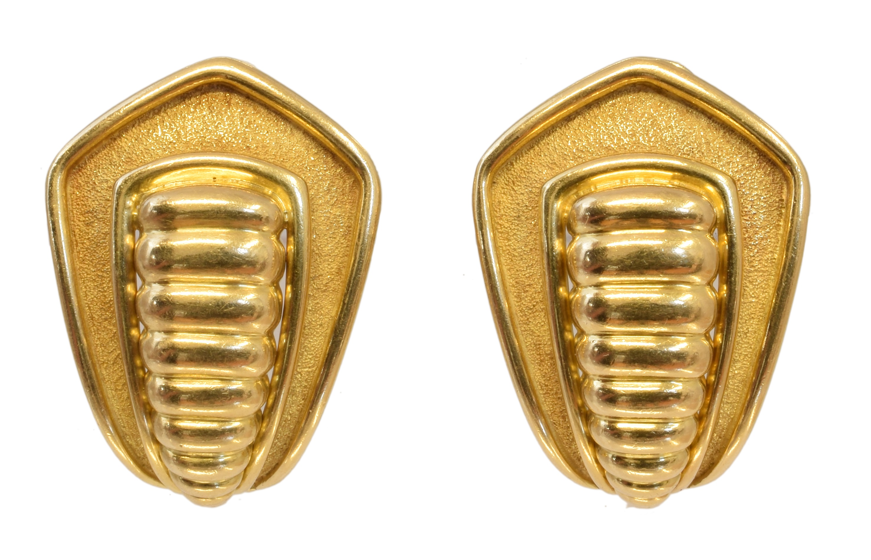 De Vroomen Earrings