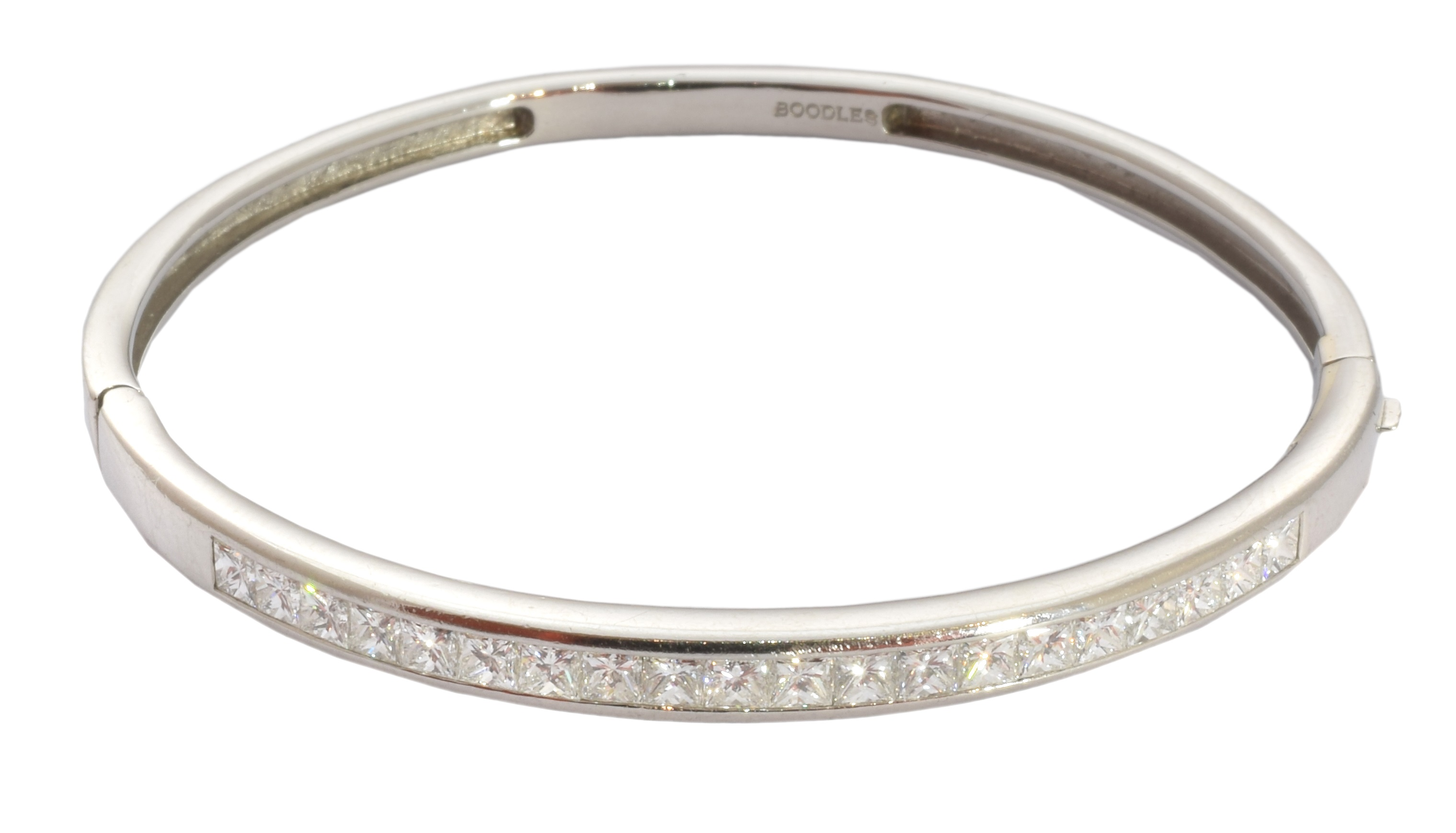 Boodles Diamond Bangle