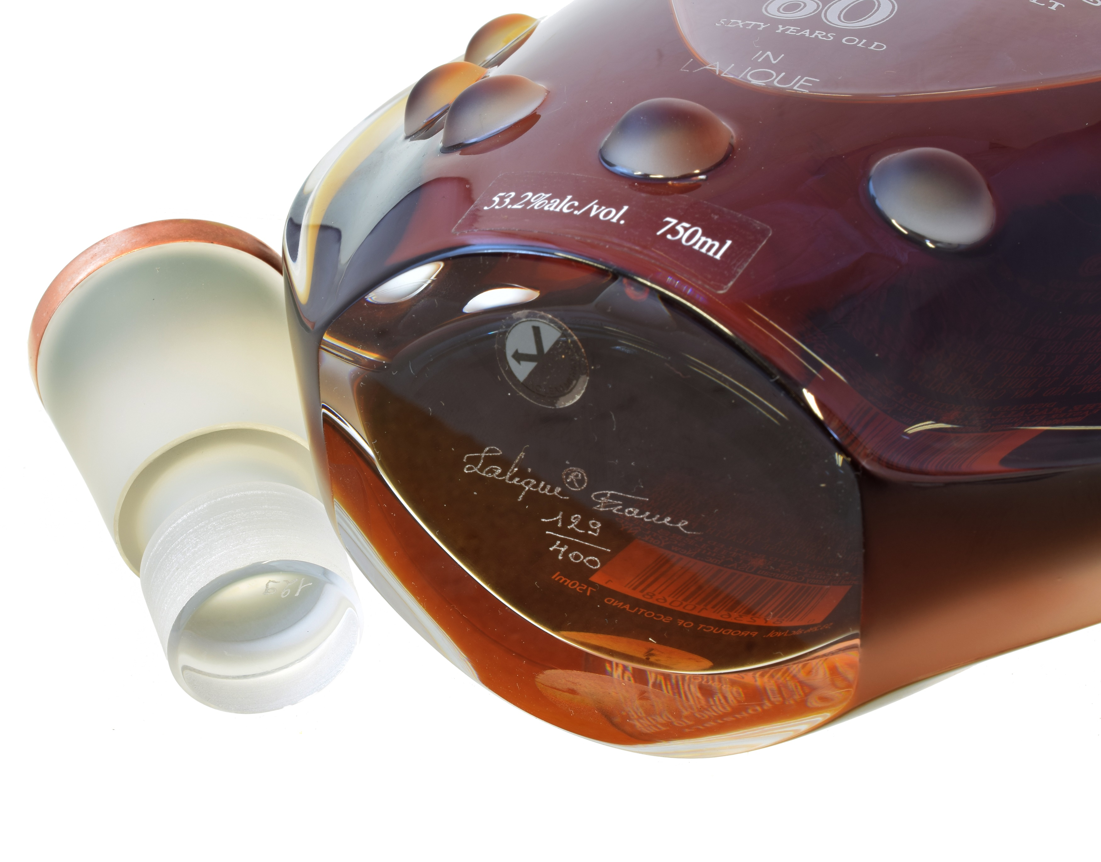 Macallan Lalique Limited Edition Whisky