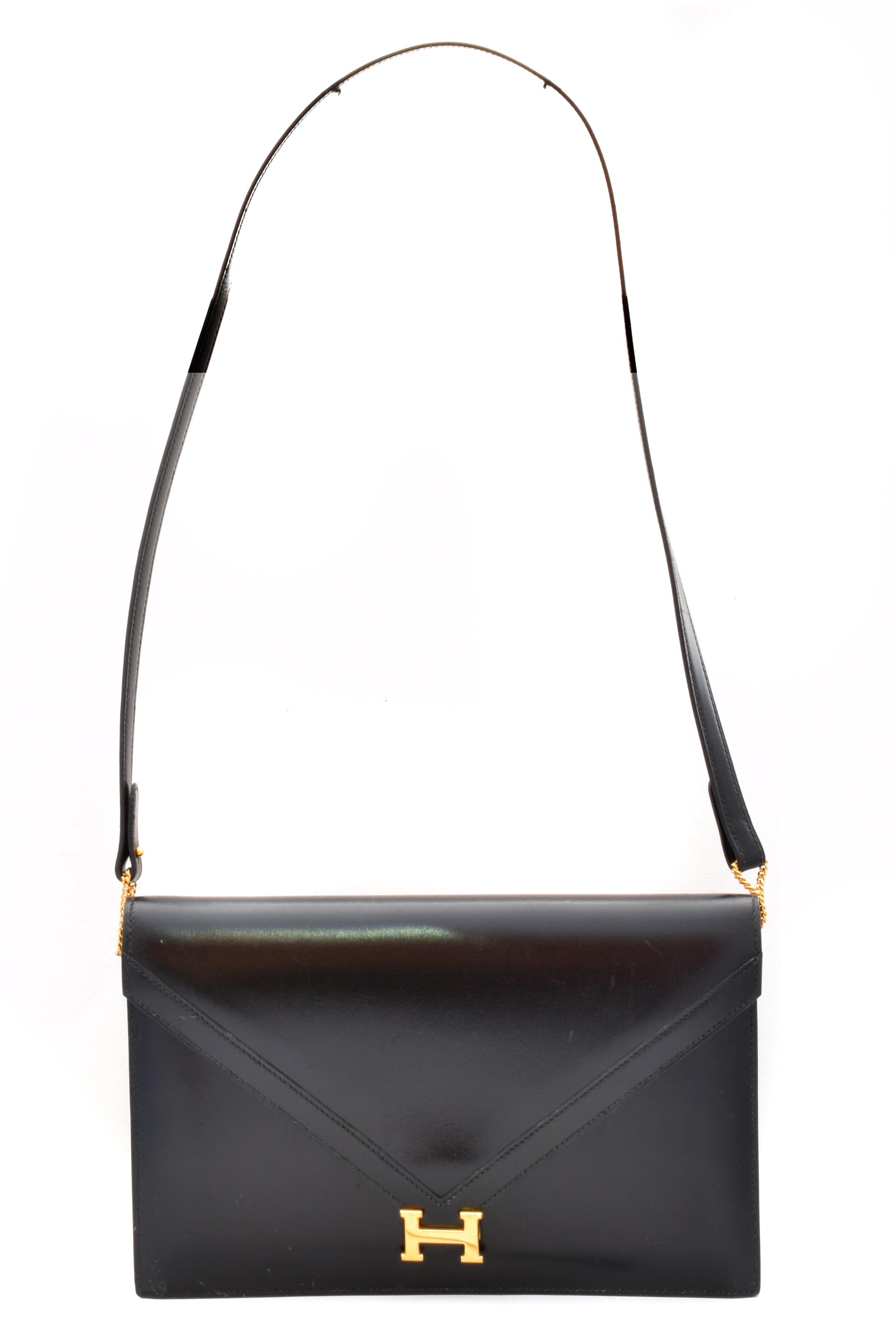 A Hermes Lydie Shoulder Bag, circa 1985,