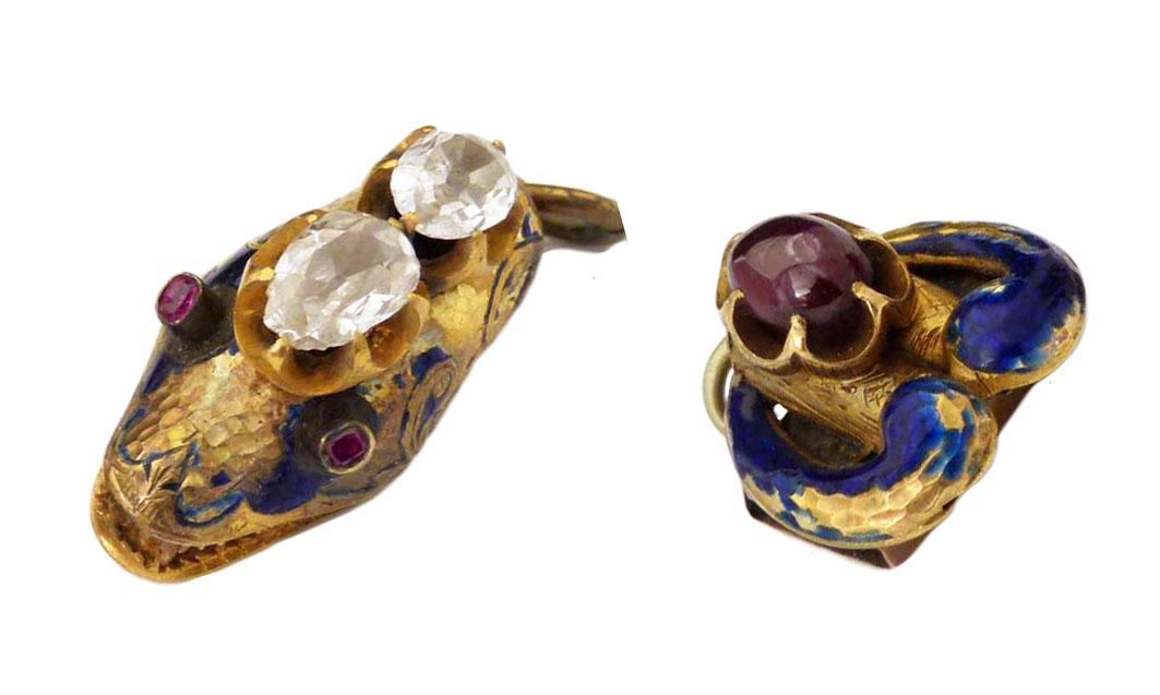 Snake Jewellery