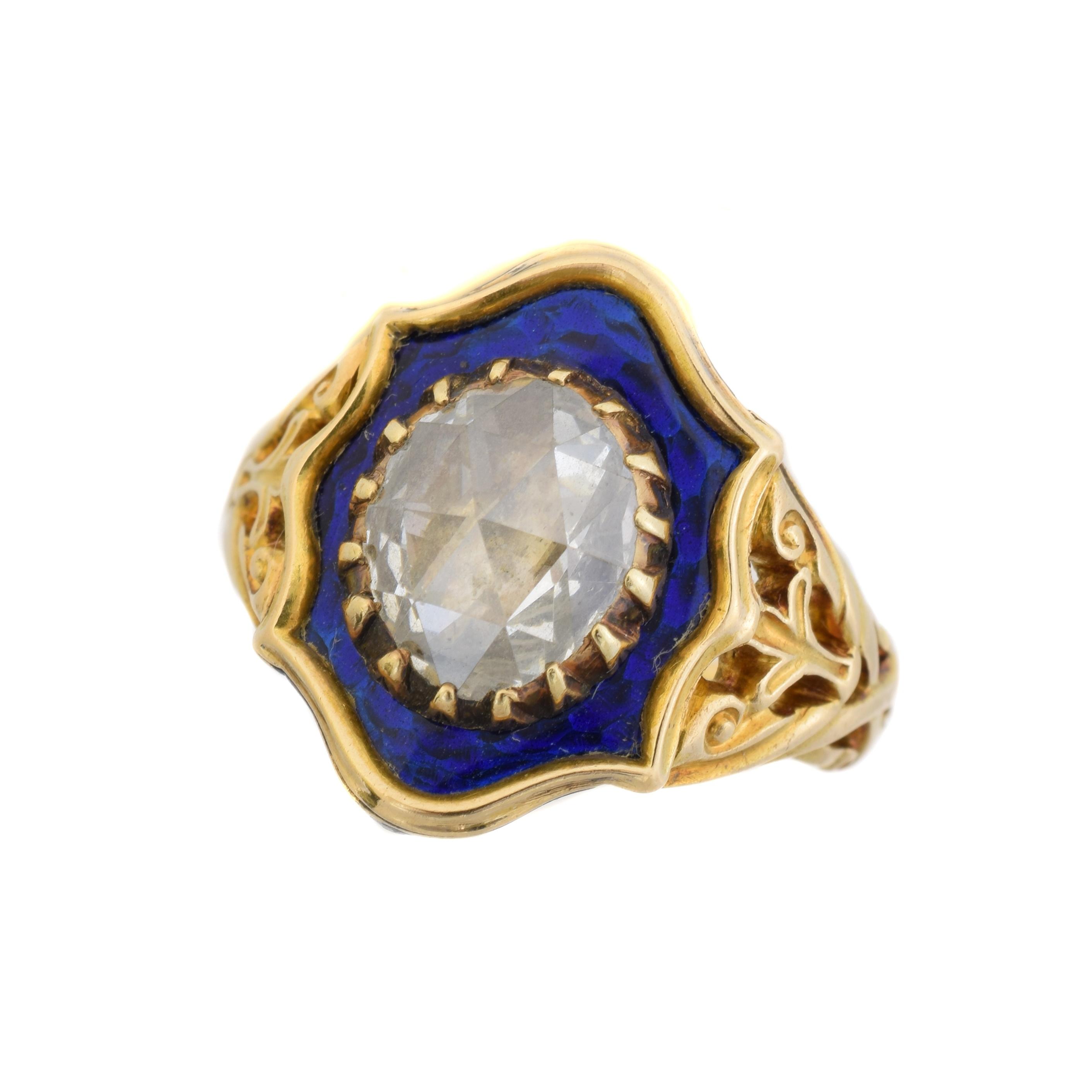 Charles II Diamond