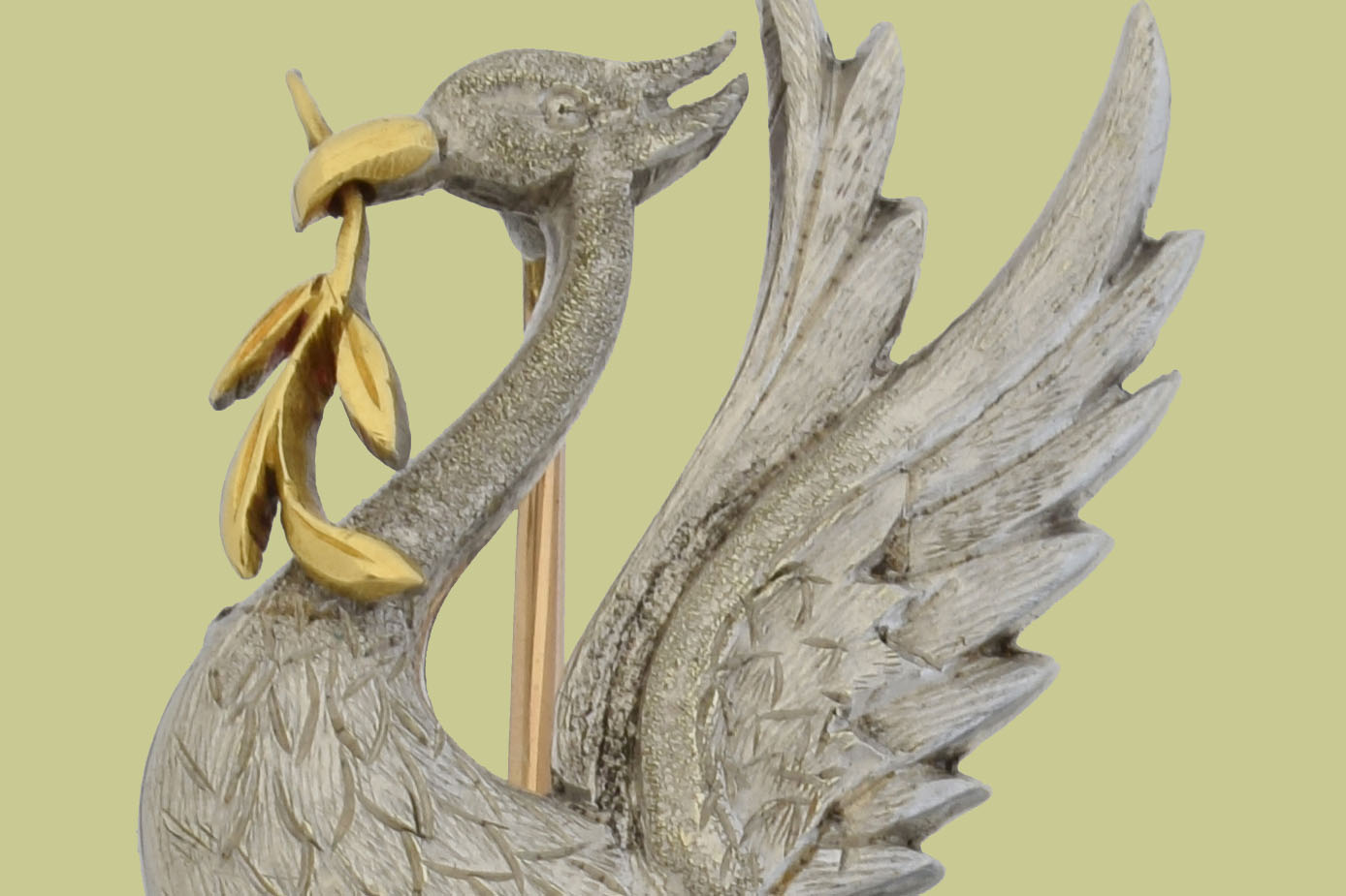 Lady Mayoress' Liver Bird Brooch