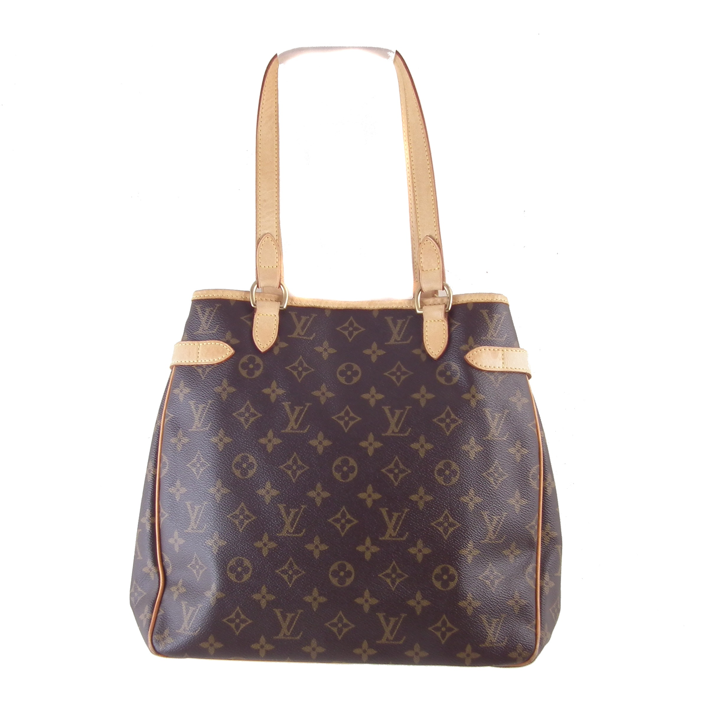 A Louis Vuitton Monogram Batignolles Vertical GM handbag,