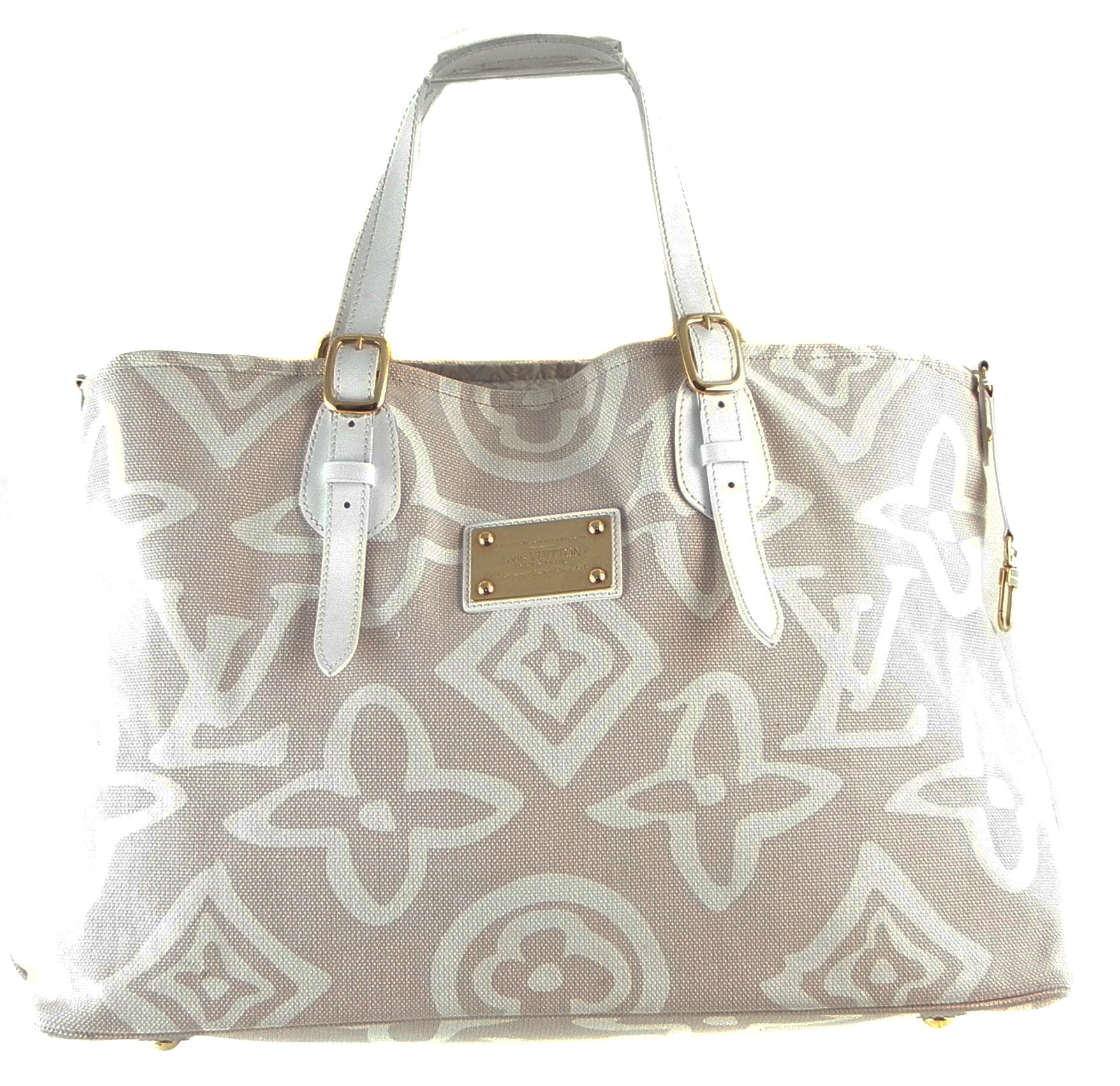 A Louis Vuitton Tahitienne Cabas GM handbag,