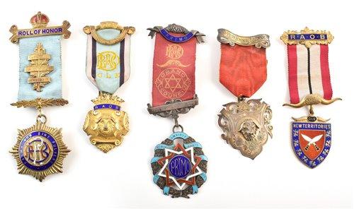 Buffalo Memorabilia and Medals