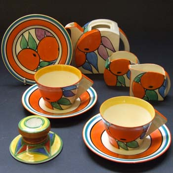 Clarice Cliff Pottery