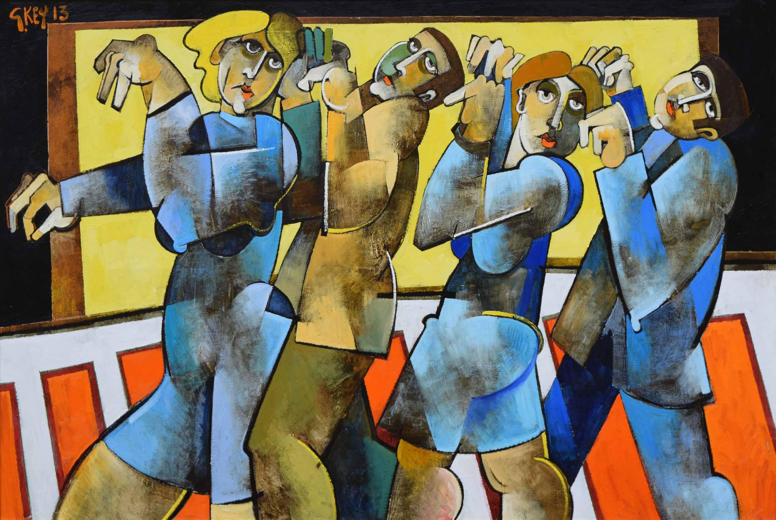 Geoffrey Key Artist