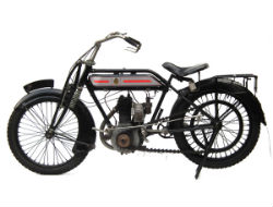 A Rare Rover Motorbike