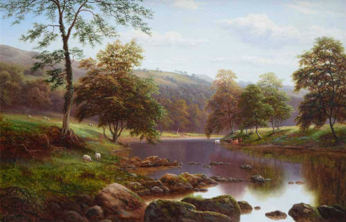 William Mellor Paintings