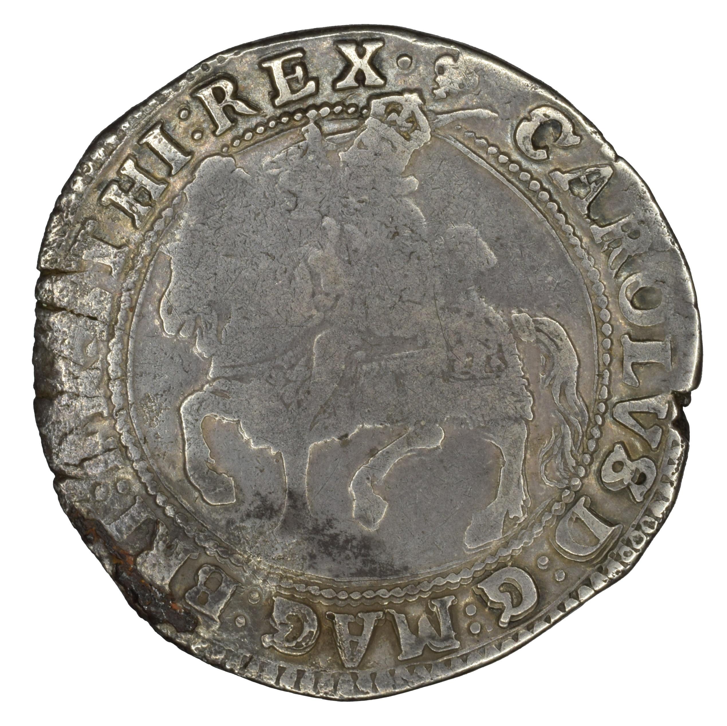 English Civil War Coin