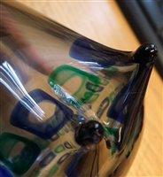 Lot 178-Alessandro Pianon Pulcini glass bird by Vistosi