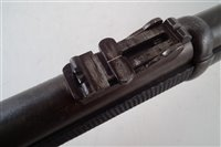 Lot 33-James Aston of Hythe P53 Percussion rifle