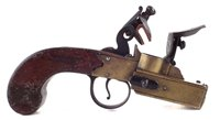 Lot 11-Flintlock tinder lighter