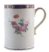 Lot 30-Derby mug circa 1780