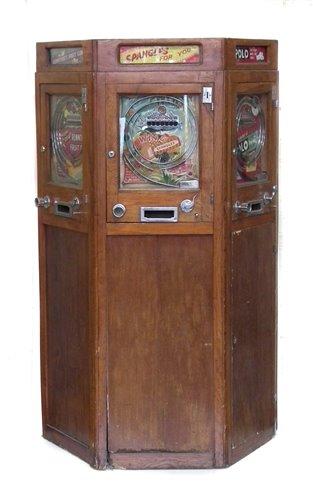 London Slot Machine