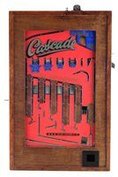 Lot 42-Bell Fruit Manufacturing Cascade penny slot machine