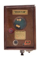 Lot 51-'Select - Em' table top game by Exhibit Supply Co.