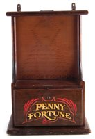 Lot 52-Penny Fortune drop game