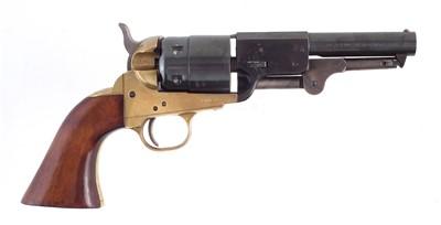 Lot 46-Pietta colt blank fire revolver