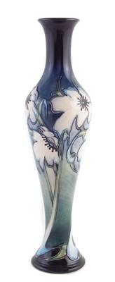 Lot 243 - Moorcroft collectors club vase