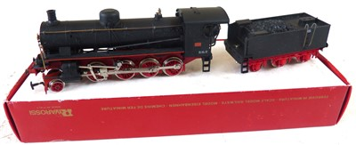 Lot 174-Rivarossi boxed locomotive and tender No, 740 050, box No, 11145