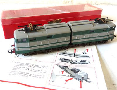 Lot 176-Boxed Rivarossi electric train No.1447