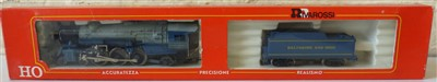 Lot 177-Boxed Rivarossi locomotive and tender No.1220