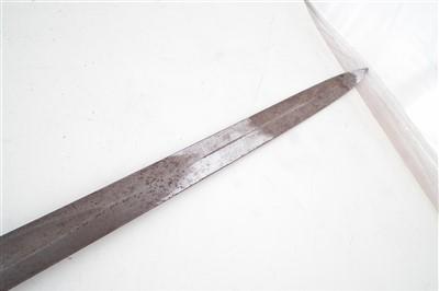 Lot 144-1857 pattern Royal Engineers sword