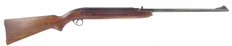Lot 93-BSA .22 Airsporter rifle