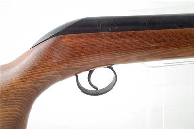 Lot 157-BSA Cadet . 177 air rifle with case