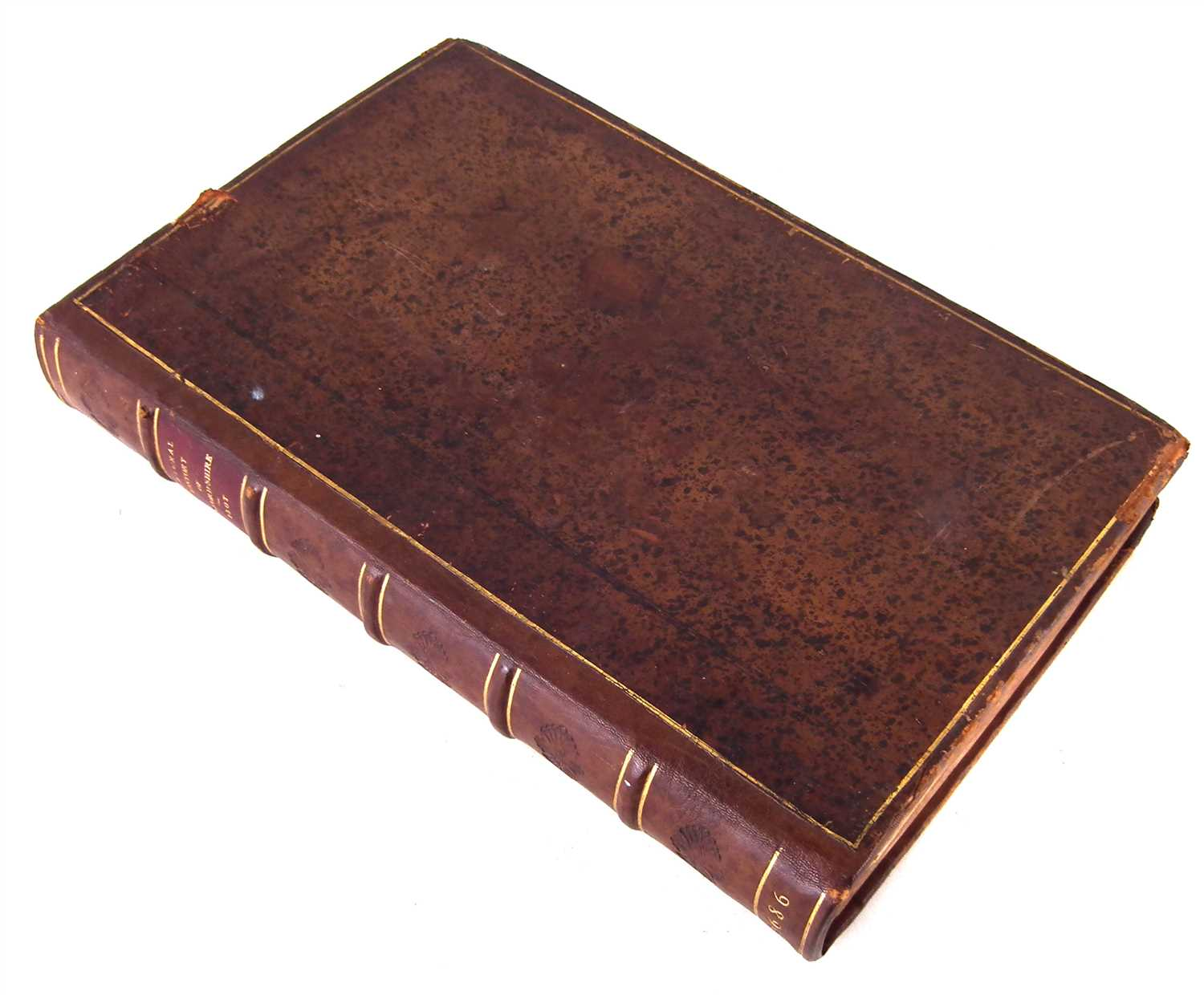 188 - Plot, R., The Natural History of Staffordshire, 1686.