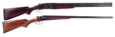 Lot 58-Two Baikal shotguns