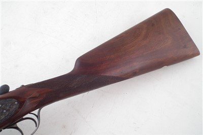 Lot 68-AYA No.2 side by side shotgun