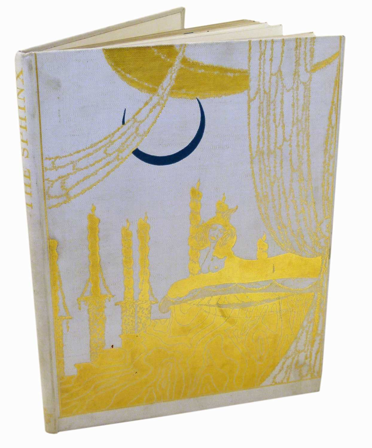 Lot 45 - Oscar Wilde 'The Sphinx' limited edition book.