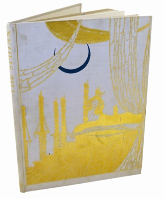 Lot 45-Oscar Wilde 'The Sphinx' limited edition book.