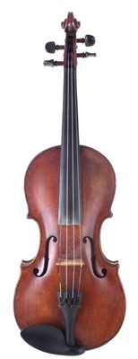 Lot 7-Violin possibly Dutch
